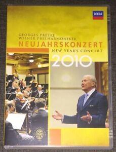 NEW-YEAR-039-S-CONCERT-VIENNA-2010-Pretre-DVD-5-1-Surround-Decca