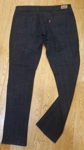 Denim L32 Levis 79 Taglia skinny 99 Curve Jeans W32 Rrp £ New w0tUC