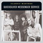 Classic Masters by Quicksilver Messenger Service (CD, Jan-2002, Capitol)