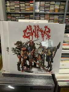 Gwar 2 LP Scumdogs Of The Universe Colour Vinyl Versiegelt