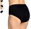 thumbnail 3 - Jockey 3-Pack Elance Briefs ( Black) 100% Cotton Comfort Classic Underwear