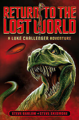 Steve Barlow, Steve Skidmore, Return to the Lost World, Very Good Book