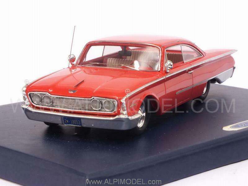 Ford Galaxy Starliner 1960 rouge 1 43 GENUINE FORD PARTS 435