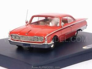Ford Galaxy Starliner 1960 Rouge 1:43 Pièces d'Origine 435
