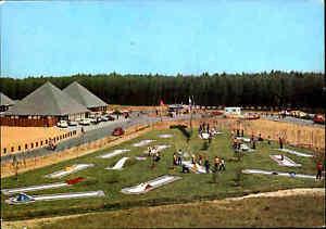 WILSUM-Holland-Nederland-Minigolf-Platz-Wilsumer-Berge-Erholungsgebiet-gebraucht