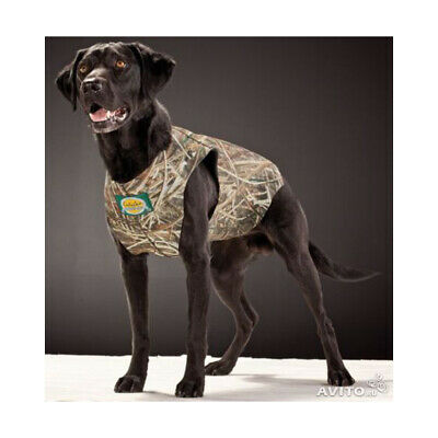 Cabela S Outdoor Gear Dog Vest Mossy Oak Duck Blind