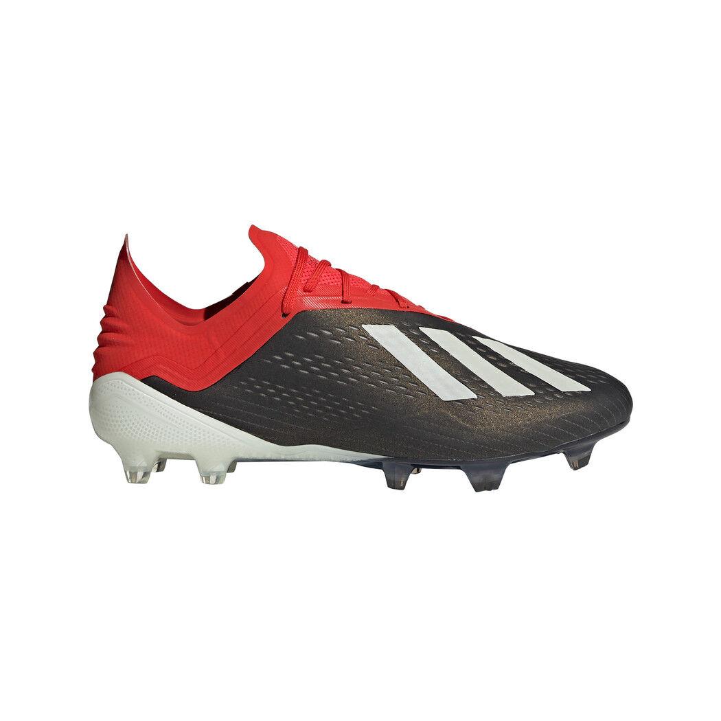 exclusive range professional sale large discount Adidas X 18.1 FG FG FG Fußballschuhe black white red [BB9345 ...