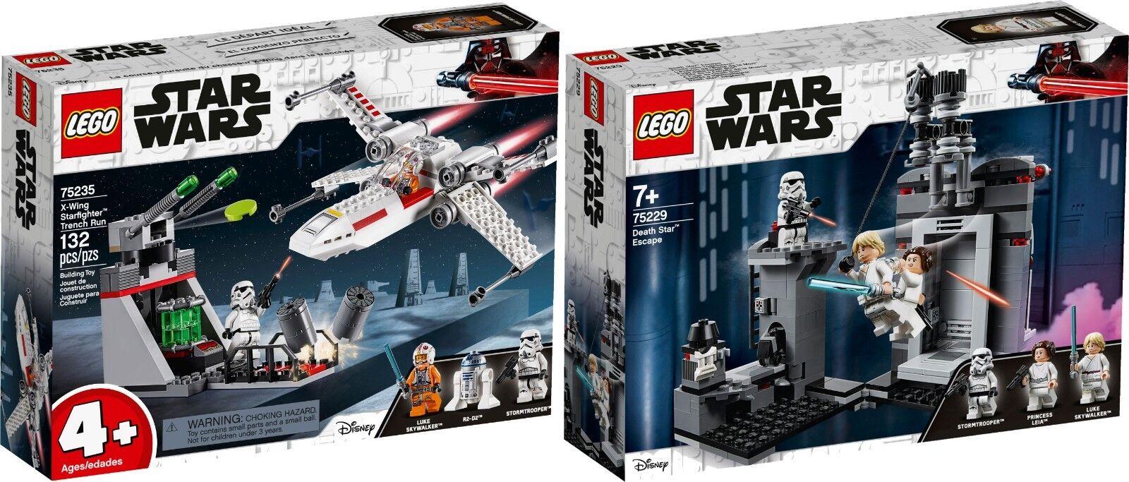 LEGO STAR WARS 75235 X-Wing Starfighter™ 75229 Flucht vom Todesstern™N1 19