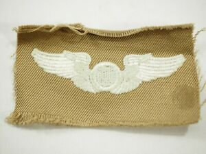 USAF-Aircrew-Enlisted-Wing-Patch-on-Desert-Cloth