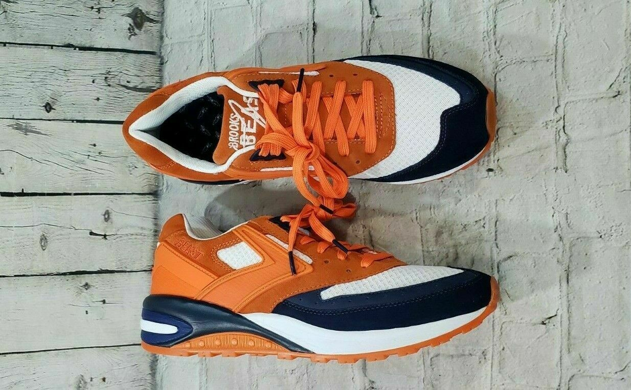 049d60aa93ff0 NEW Brooks Beast Trainers shoes x Anwar Carreds Runaway MENS 7 Heritage  SIZE nzjerz59-Athletic Shoes
