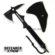 "15"" Full Tang Survival Tomahawk Throwing Axe Hatchet w/ Sheath Hunting 6784 NEW"