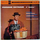 Fernand Raynaud 33 tours 25 cm à Bobino (2)