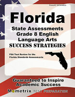 Florida State Assessments Grade 8 English Language Arts Study Guide