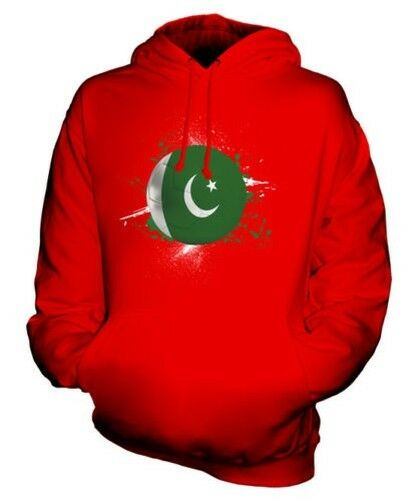 PAKISTAN FOOTBALL UNISEX HOODIE TOP GIFT WORLD CUP SPORT