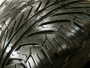 ALMOST-NEW-2-TWO-MICHELIN-PILOT-SPORT-A-S-PLUS-285-40ZR17-M-S100Y-285-40-17-2374