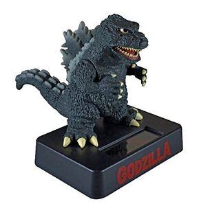 Godzilla solar mascot