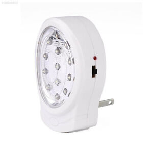 Details about LED Rechargeable Light Lamp Home Emergency Automatic Power  Failure Outage bulbs