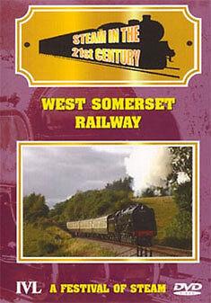1 of 1 - STEAM IN THE 21ST CENTURY WEST - DVD - REGION 2 UK