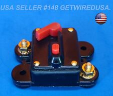12-VOLT BATTERY DISCONNECT CUT OFF KILL SWITCH. BOAT RV ON ATV CAR DUAL MARINE