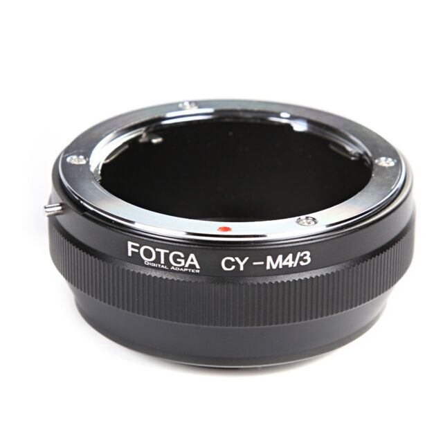 Adapter Ring for Contax C/Y CY Len to micro4/3 M43 GH5 GH4 GF9 E-M10 Mark II III