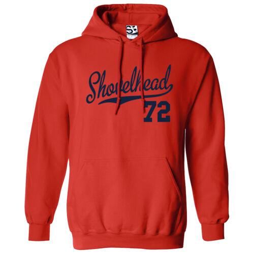 Shovelhead 72 Script Tail HOODIE 1972 Hooded Bobber Chopper Sweatshirt All Color