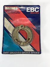 EBC BRAKE SHOES 338G 85-12 CR80R AXL BXL NXL RXL KXF 50 90 100 Scrambler Outlaw
