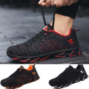 Size-14-13-10-5-Mens-Casual-Breathable-Sneakers-Athletic-Running-Fitness-Shoes-Y