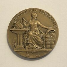Medaille Comité Des Expertises(N1068)