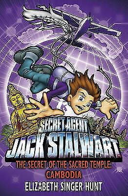 1 of 1 - Jack Stalwart: The Secret of the Sacred Temple: Cambodia: Book 5 by Elizabeth S…