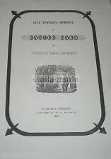 CAMPANIA_IRPINIA_BISACCIA_S. ANGELO DEI LOMBARDI_RAGO_RARA EDIZIONE_1883_