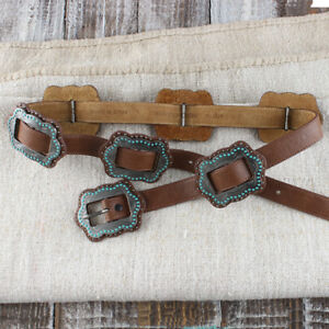 Brown-Crosby-Concho-Belt