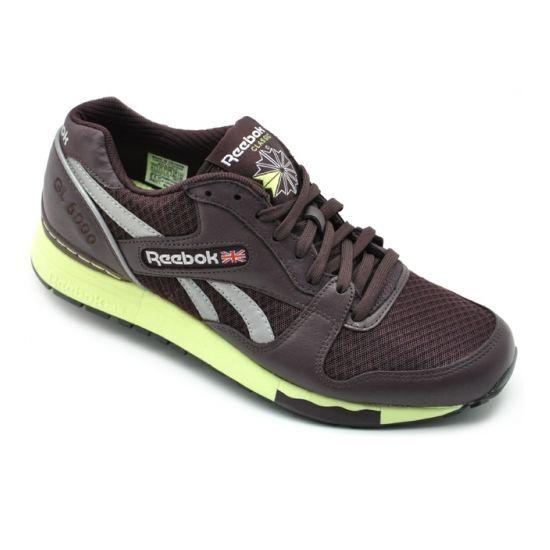 NEU Reebok GL 6000 Tech Lifestyle Classic Sneaker Laufschuhe Schuhe V60198 SBLE