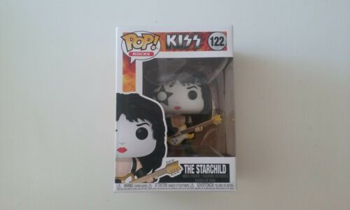 FUNKO,POP,neuf,KISS,peul stanley,THE STARCHILD,122
