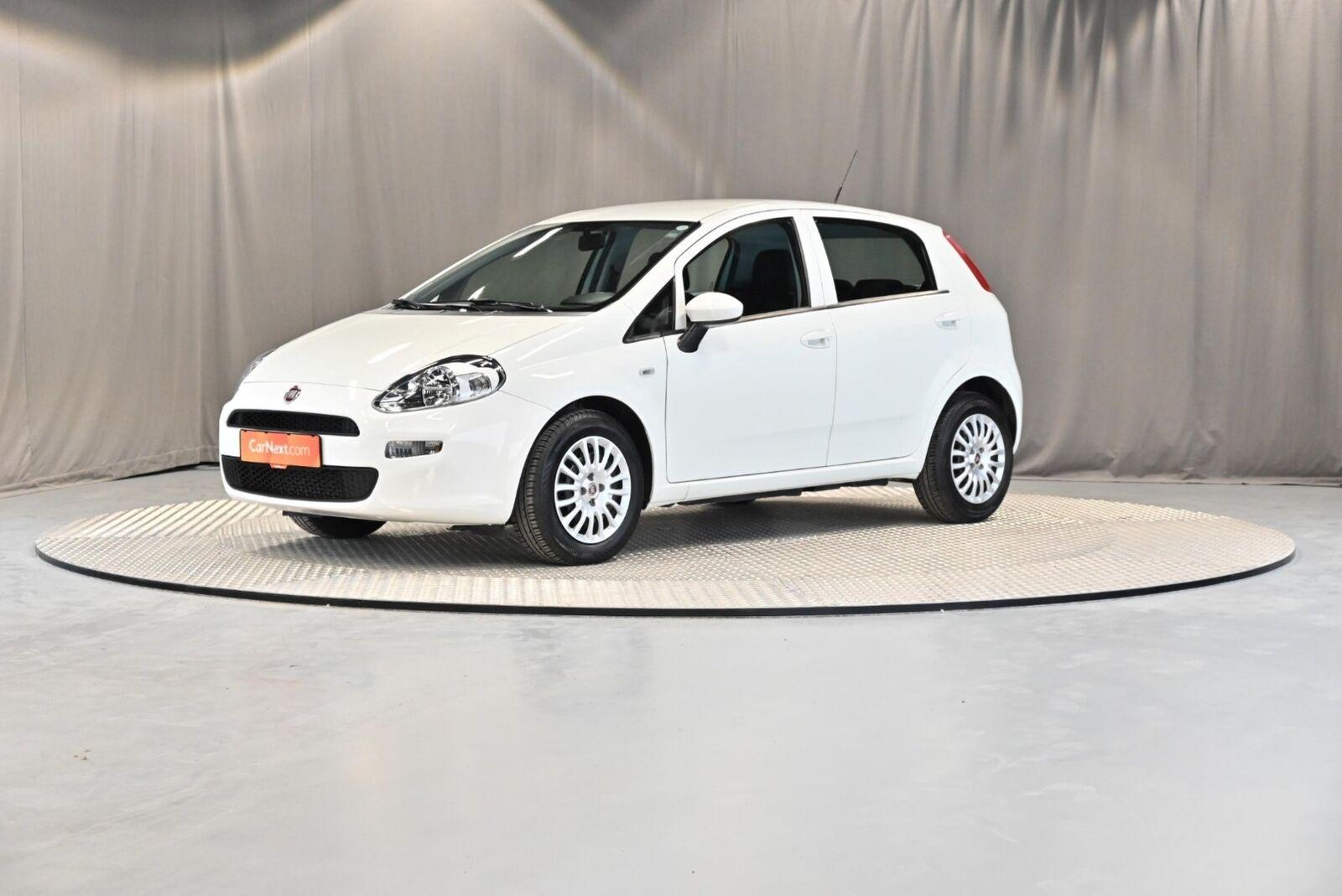 Fiat Punto 0,9 TwinAir 100 Popstar Edition 5d - 79.900 kr.