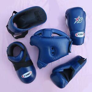 Sporting Goods Kickboxing Job Lot Trousers Shin Pads Foot Pads Head Guard Gloves Boxing, Martial Arts & Mma