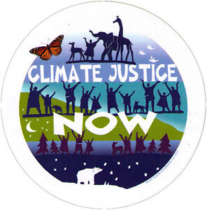 Climate-Justice-Now-Small-Climate-Change-Environmental-Bumper-Sticker-Decal