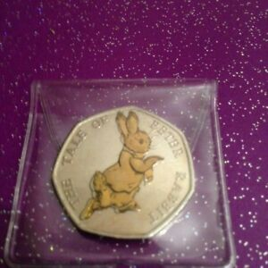 CIRCULATED-COLOURED-GOLD-2017-TALE-OF-PETER-RABBIT-50P-COIN