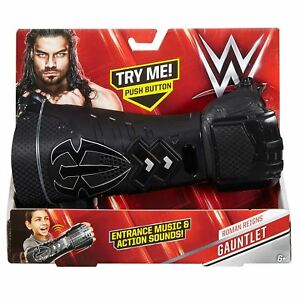 WWE-Wrestling-Roman-Reigns-Gauntlet-DYF77-Toy