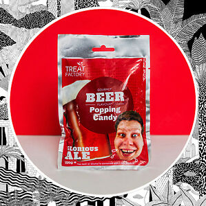 Beer-Flavoured-Popping-Candy-100g-Ale-Flavour-Fizzing-Sweets-Retro-Pop-Booze
