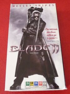 VHS-French-Movie-Blade-II-Wesley-Snipes