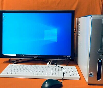 Dell Inspiron 530S Dual Core E2140 1.60GHz 4GB RAM +Dell ...