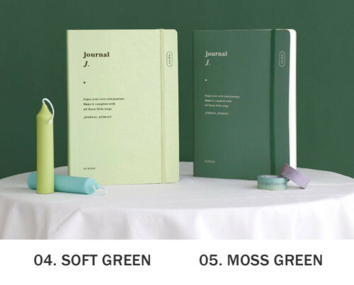 Sticker 2020-2021 Iconic Journal J Planner Scheduler Diary Notebook Organizer