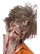 ZOMBIE KIT, Face Paint/Fake Blood/Gel Blood/Liquid Latex/Horror Flesh, Halloween