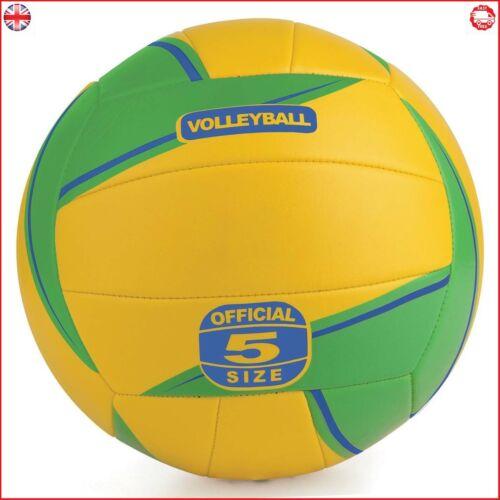 Toyrific B303 Volley-Ball Toucher Doux Officiel Pour la Plage indoor taille 5 Gym