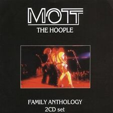 NEW IMPORT~~Family Anthology by Mott the Hoople (CD, Jul-2005, 2 Discs)~~SEALED~