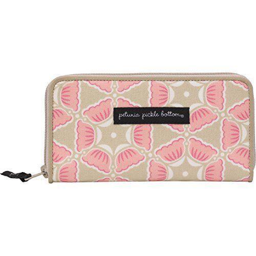 PETUNIA PICKLE BOTTOM Wallet /'Blooming Brixham/' Wanderlust Designer Purse