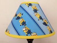 Disney Despicable Me Minions Fabric Children's Lamp Shade