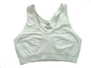 27cad4d0f6e43 Image is loading Pro-Fit-Seamless-Racerback-Sports-Bra-Crop-Top-