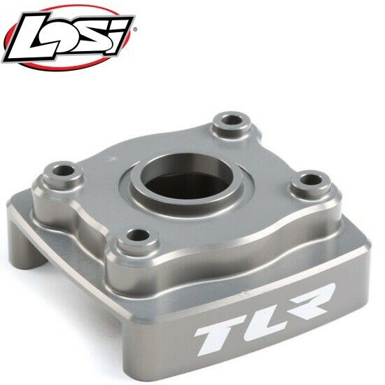 Losi TLR352020 Clutch Housing Aluminum Zenoah 29   5IVE-T 2.0