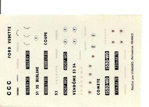 decals-1-43-Ford-Vedette-et-Vendome-planche-generale